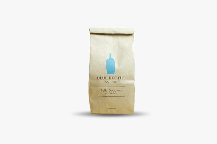 blue bottle bella donovan coffee beans
