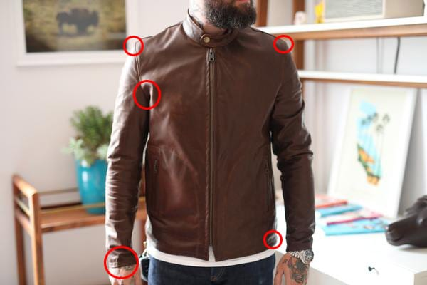 Is a jacket with a zipper or buttons the left side always an indication that it is mans jacket?