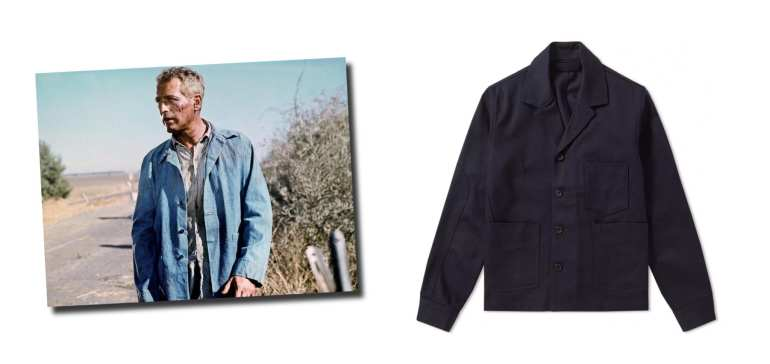 Best Fall Jacket Men The French Chore Jacket