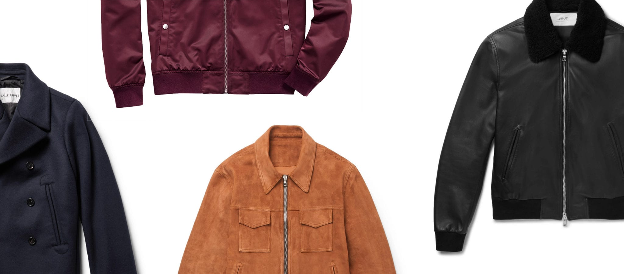 5 Best Online Deals: Outerwear