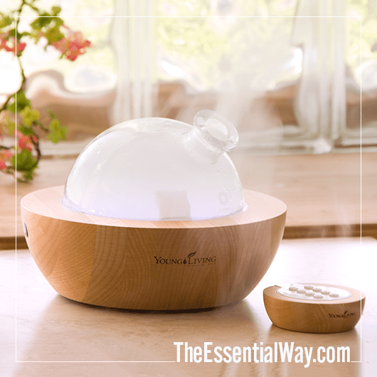 Young Living Essential Oil Diffuser