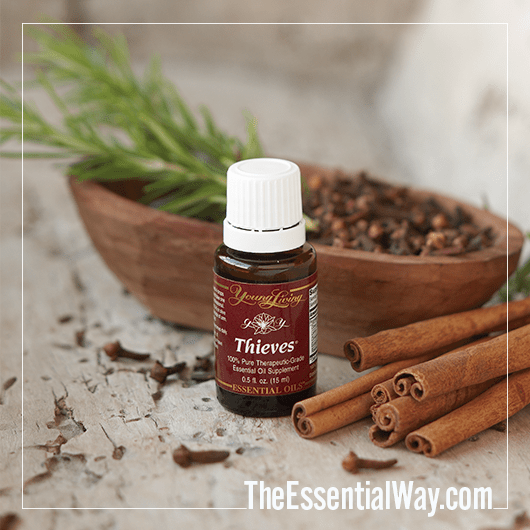 Young Living Thieves Essential Oil The Essential Way