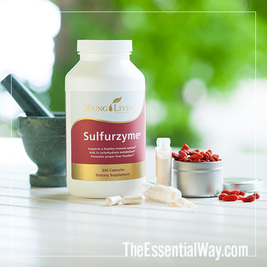 Young Living Sulfurzyme Nutrition
