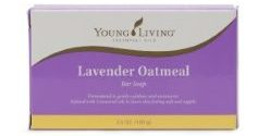 Young Living Lavender Oatmeal Soap