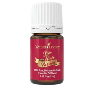 Young Living Live Your Passion Essential Oil Blend