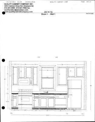 BP Grout kitchen plan