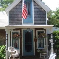 Oak Bluffs Gingerbread Cottages