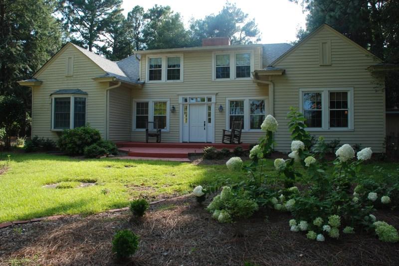 sarah house front