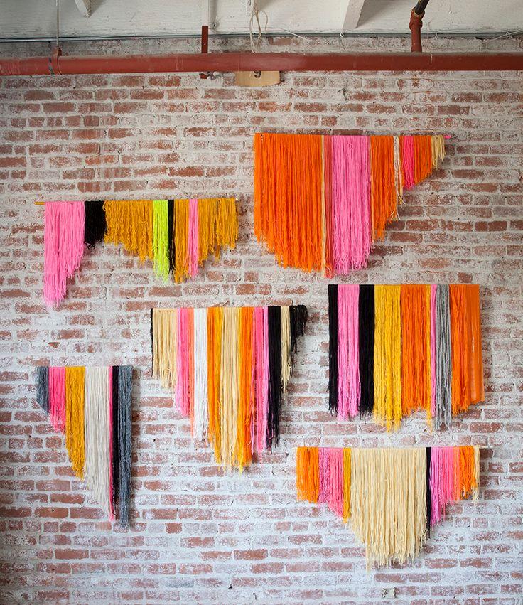 yarnhanging