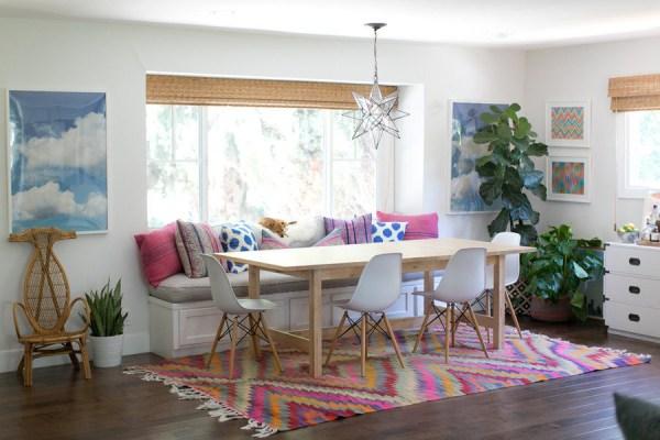 Amber Interiors Dining Room