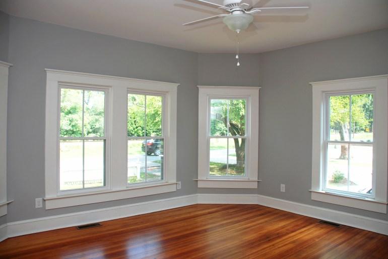 Apt A Bedroom 1 windows After
