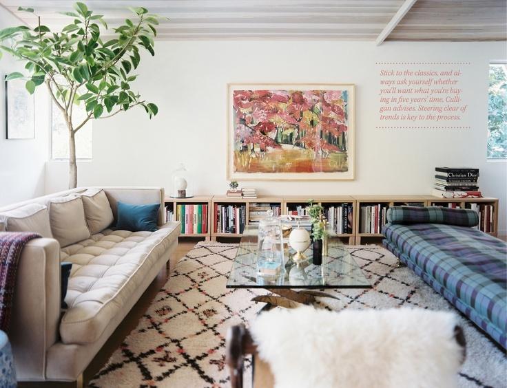 moroccan rug mod living rm