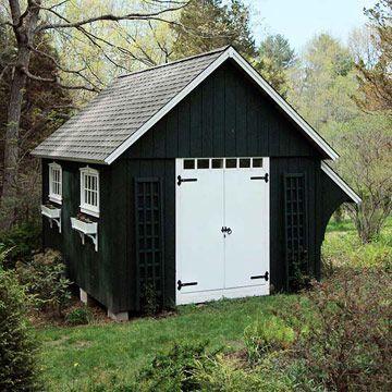 black shed5