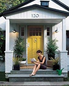 yellow door3