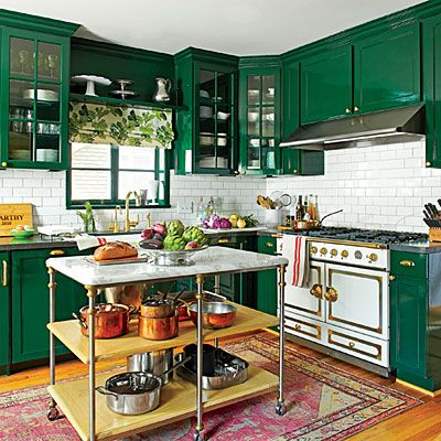 Kitchen Cabinets Trends 2015