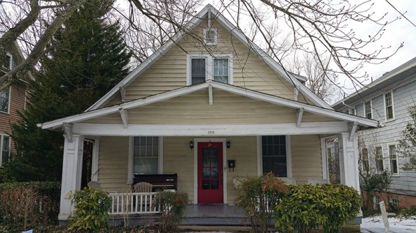 This was a home that I shared with a bunch of ladies including Sarah, bittersweet memories here