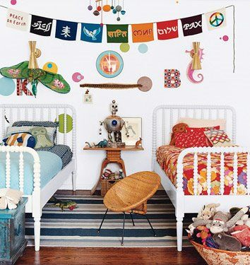 ruffalo kids room