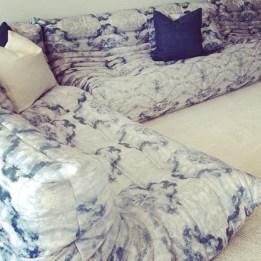 Eskayel ocean sofa reupholstery