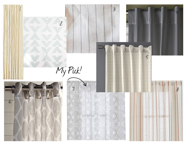 Dear TEOT: Affordable Bedroom Curtains | The Estate of Things