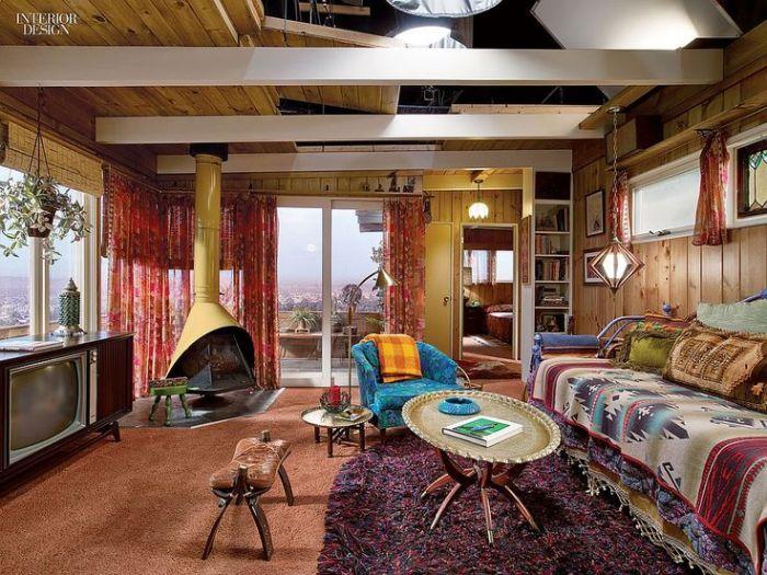 Megan Draper Home Decor Mad Men Living Room