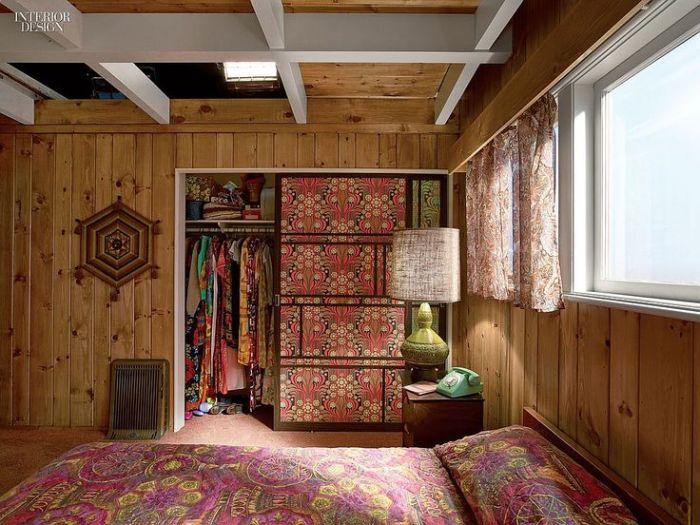 Megan Draper Home Decor Mad Men bedroom