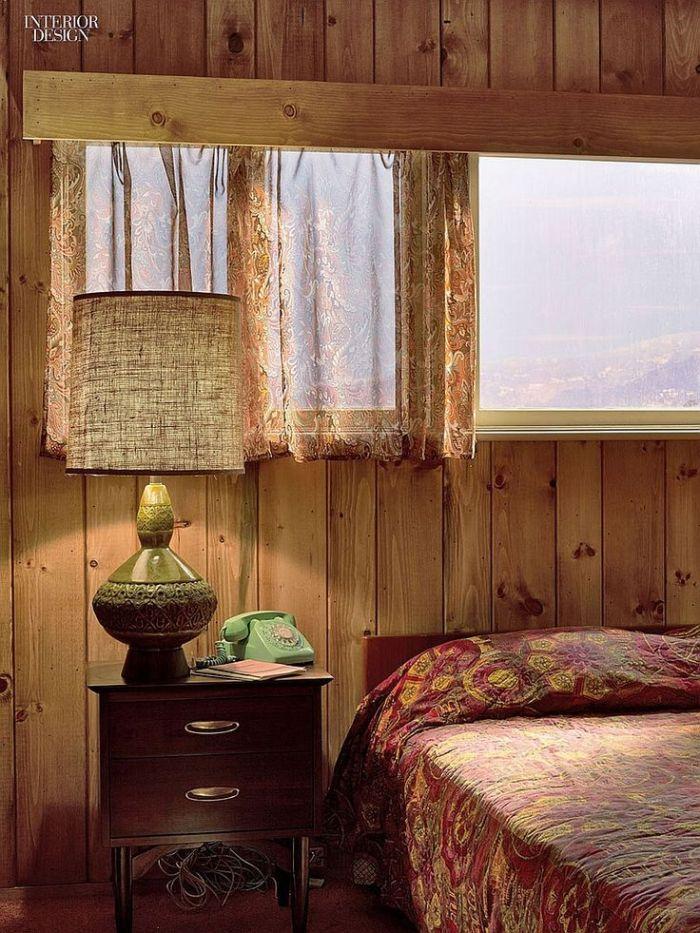 Megan Draper Home Decor Mad Men bedside