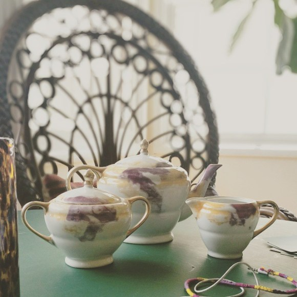 Sweet_little_boho_ceramic_tea_set_from_Czechoslavakia__a_killer_thrift_store_score._This_is_a_very_poetic_set.