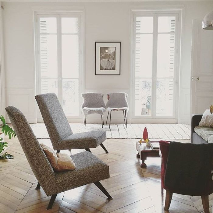 incredible paris flat on instagram betsymoyer