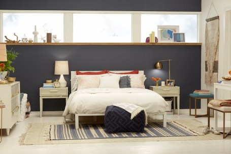 Grey Accent Wall Emily Henderson