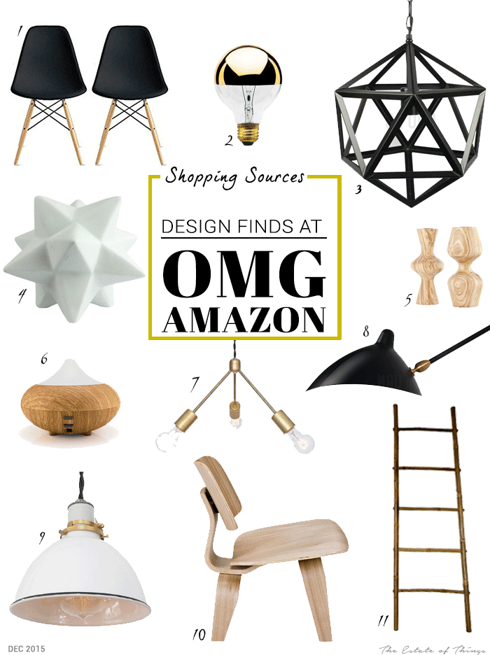 Design Finds at Amazon