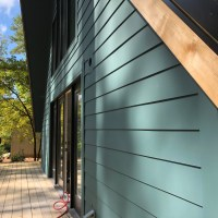 A-Frame Project: Exterior Paint Color Reveal