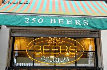 Belgium is beer