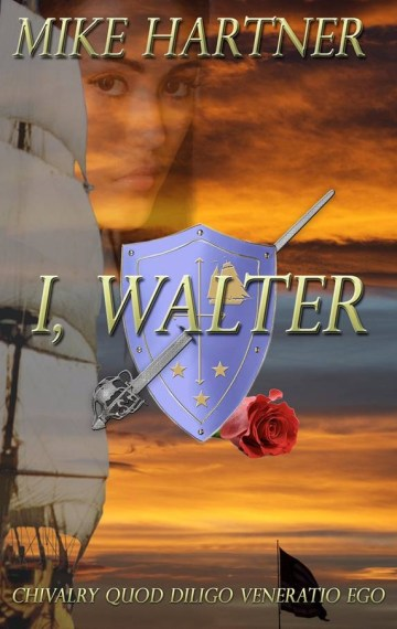 I, Walter Book Cover - Eternity Series Book 1