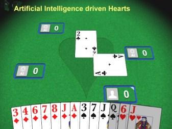 AI driven Hearts