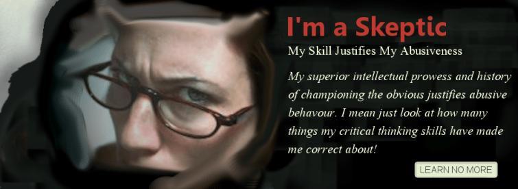 Correctness justifies abusiveness