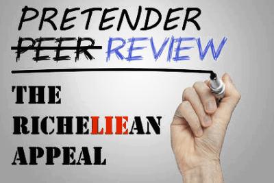 peer review is not - Copy