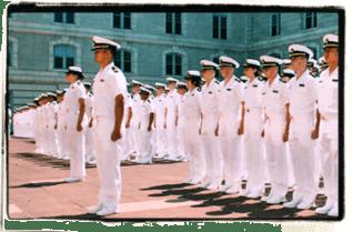 midshipman K Archer plebe summer