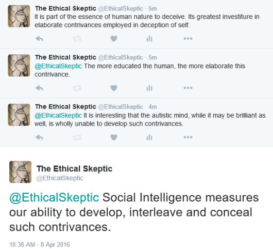 Foundation Works on Ethical Skepticism | The Ethical Skeptic
