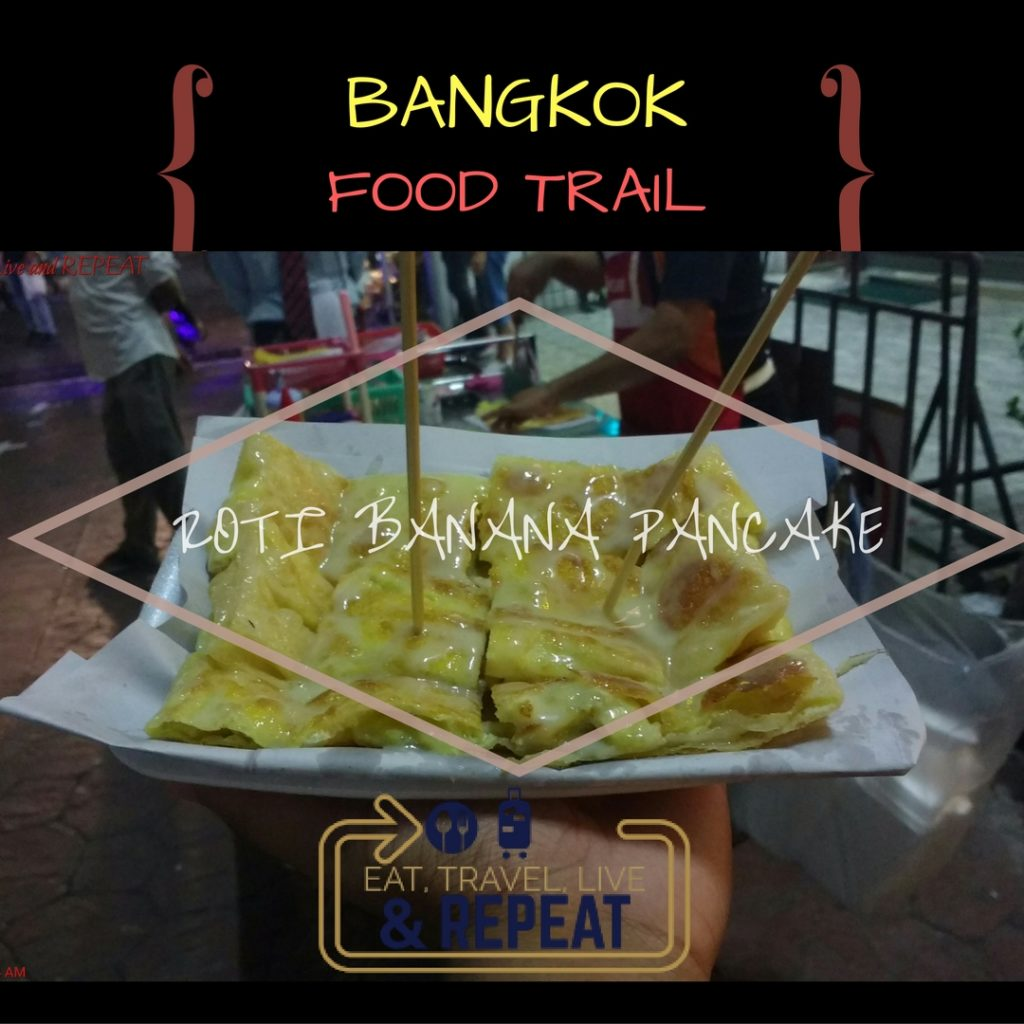 Any trip to Bangkok is incomplete without doing The Bangkok Food Trail