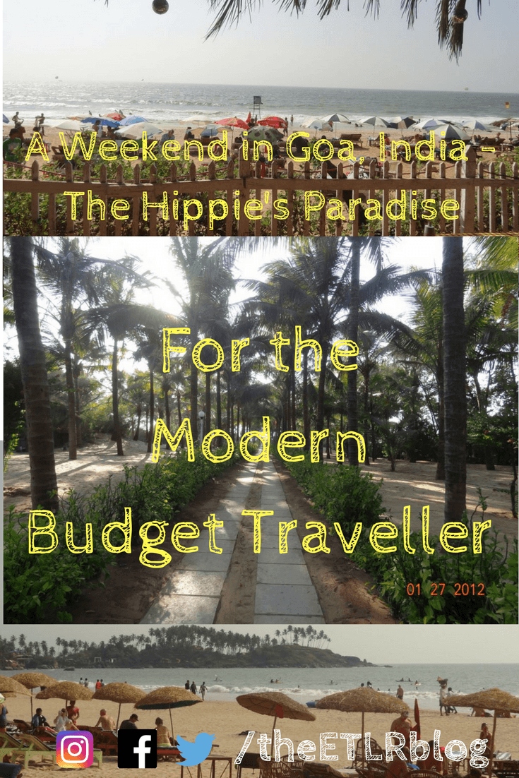 A weekend in Goa for the budget traveller