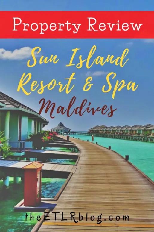 Sun Island Resort and Spa - Maldives Luxury Resort Review by Arnav Mathur