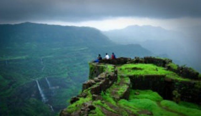 weekend in Lonavala Rajmachi Fort