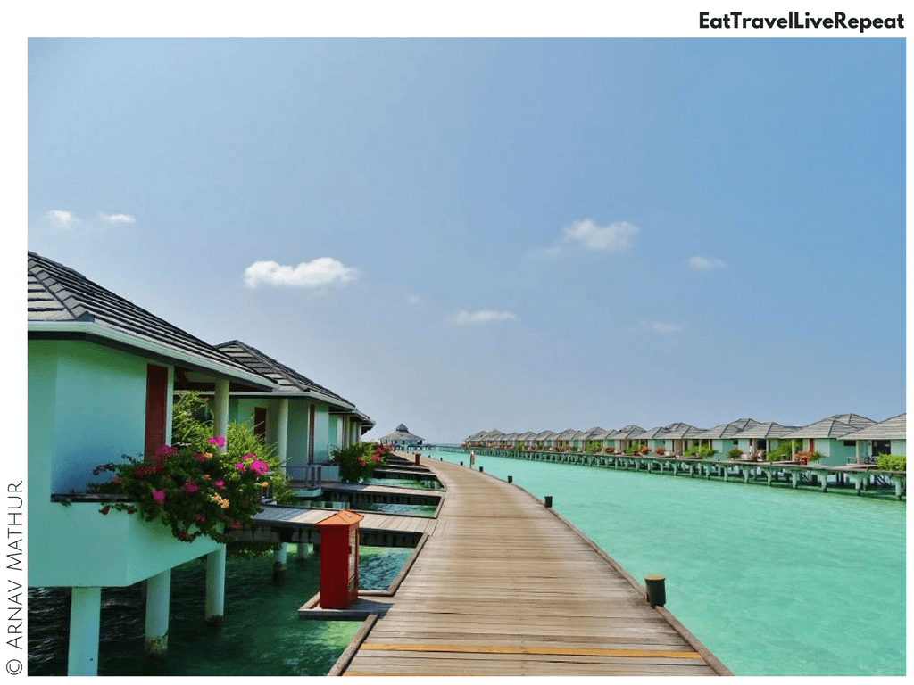 Sun Island Resort and Spa Maldives Water Bungalows at