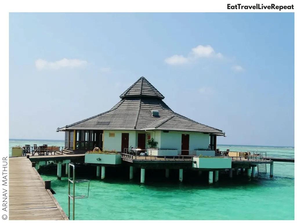 Sun Island Resort and Spa Maldives thai food