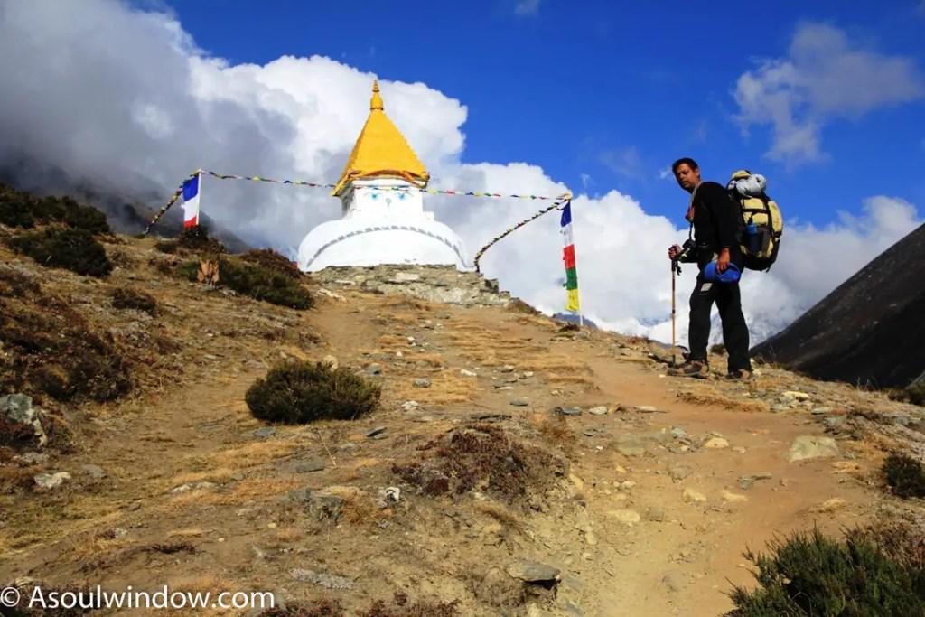Everest Base Camp trek Himalayas