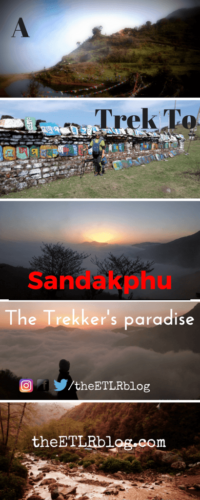 A long standing wish to visit the holy grail of trekker's paradise, Sandakphu – finally ticked off my bucket list