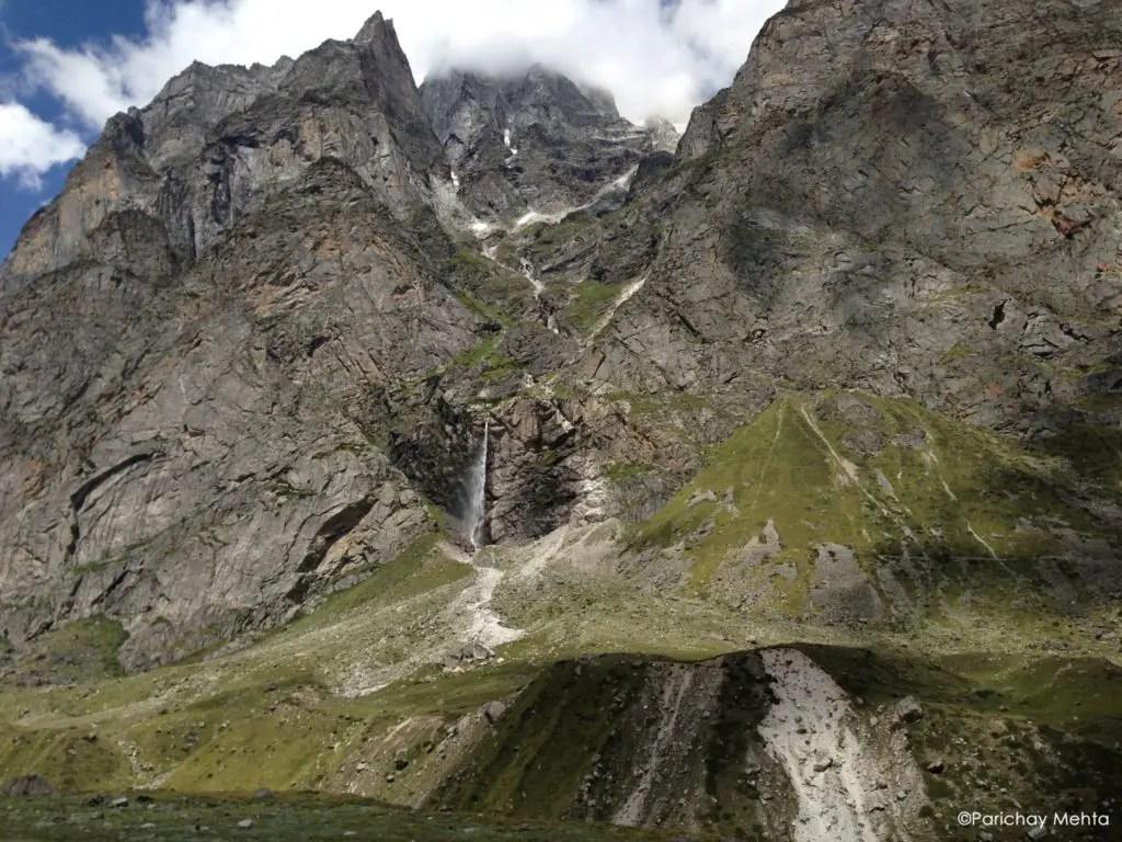 Swargrohini trek in the Himalayas