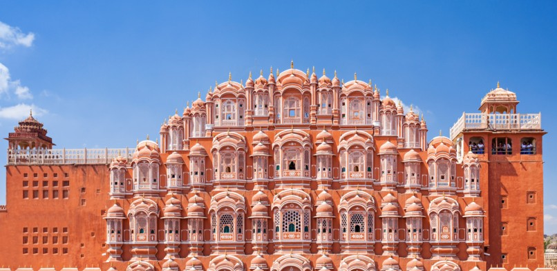 Golden Triangle Tour - Hawa Mahal Jaipur