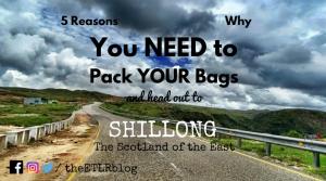 5 Reasons to visit Shillong