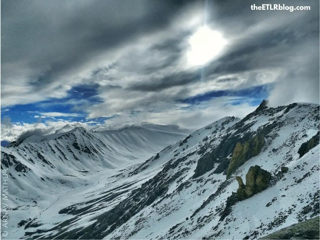 Photo Journey to Leh - Ladakh - Khardung